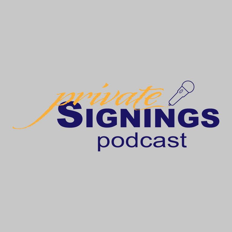The PrivateSignings Podcast